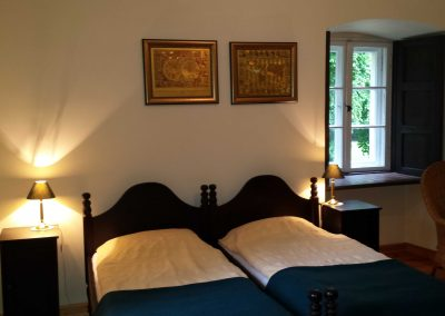 Sypialnia zachodnia
